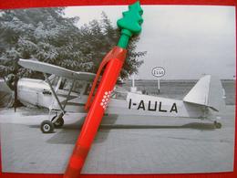 FOTOGRAFIA  AEREO  AUSTER MK 5      I-AULA - Aviazione