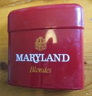 Maryland Blondes (Cigarettes) - Etui à Cigarettes (9 X 9 X 2 Cm) - Etuis à Cigarettes Vides