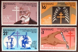 Bahamas 1982 Discovery Of TB MNH - Bahamas (1973-...)