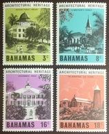Bahamas 1978 Architectural Heritage MNH - Bahamas (1973-...)