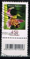 Bund 2015,Michel# 3191 R O Blumen: Bienen-Ragwurz Mit EAN-Code Und Nr. 85 - [7] República Federal