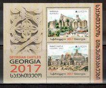 Georgien / Georgia / Géorgie 2017 Block / Souvenir Sheet EUROPA ** - 2017