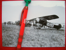 FOTOGRAFIA  AEREO  FOKKER D VIII    I-ELIA - Aviazione