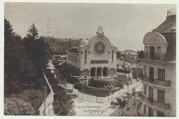 Lausanne Suisse - La Synagogue - Synagoge - Jewish