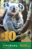 AUSTRALIE  -  Prepaid  -  UNIDIAL  -  Koala  -  $ 10 - Australië