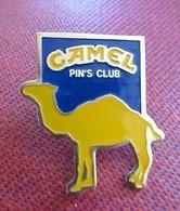 Camel (Cigarettes) - Pin's Club - Merken