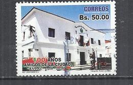 BOLIVIA 2016 - CLUBHOUSE - USED OBLITERE GESTEMPELT USADO - Bolivia