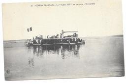 CONGO -FRANCAIS -  Le Leos   XIII  En Partance  - BRAZZAVILLE - French Congo - Other