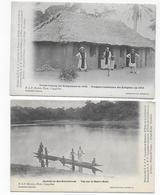 2 CPA, EEPP Trappisten, Belgisch Congo - Missie