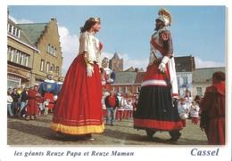 59. CASSEL -REUZE PAPA ET REUZE MAMAN - Cassel