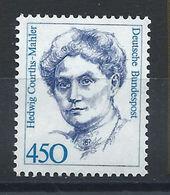 Allemagne RFA N°1442** (MNH) 1992 - Femme De L'histoire Allemande - Neufs