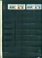 FRANCE TIMBRES DE VOEUX 2001 4 VAL NEUFS A PARTIR DE 0.90  EUROS - Unused Stamps
