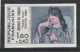 France N°2205 ** Non Dentelé 1982 - Francia