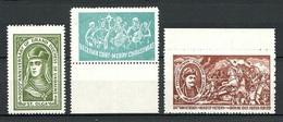 1969 Detroit Сommemorative Issue,Grand Princess Olga,Anti-Soviet Propaganda, Underground Post, VF MNH** (LTSK) - Oekraïne