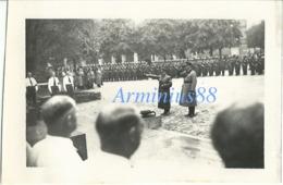 NSDAP - Gauleiter Josef Bürckel - Richard Imbt, Stadtkommissar Von Metz - Totenehrung, 22.9.1940 - Guerre, Militaire