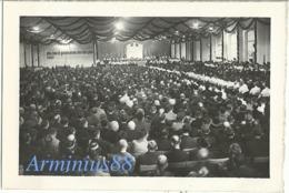 NSDAP - Gauleiter Josef Bürckel - Richard Imbt, Stadtkommissar Von Metz - Großkundgebung In Der Halle Des E.W., 1940 - Guerre, Militaire