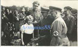NSDAP - Gauleiter Josef Bürckel - Richard Imbt, Stadtkommissar Von Metz - In Metz, 1940 - Guerre, Militaire