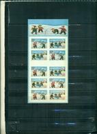 FRANCE TIMBRES DE VOEUX 2001 1 CARNET DE 10 TIMBRES ADHESIF NEUF A PARTIR DE 2 EUROS - Commemoratives