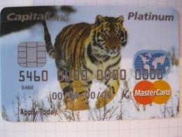 """Carte De Credit Platinum Tous Pays """" A Voir"""" - Credit Cards (Exp. Date Min. 10 Years)"""