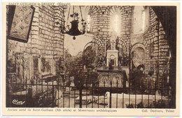 SAINT GUILHEM LE DESERT - Ancien Autel Et Monuments Archéologiques (1404 ASO) - France