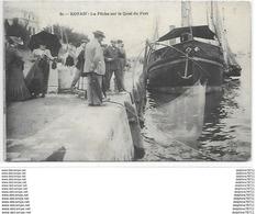 Royan - La Pêche Sur Le Quai Du Port - Royan