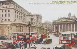 London - Bank Of England And Royal Exchange  [Z06-1.204 - London