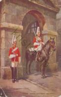 London - Horse Guard Sentries Whitehall   [Z06-1.492 - London
