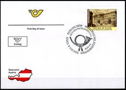 Europa 2020 - Autriche Osterreich - Anciennes Routes Postales  - Historische Postrouten FDC - Europa-CEPT