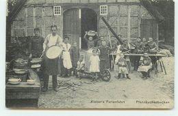 WUSTEWOHLDE - Kieber's Ferienfahrt - Pfannkuchenbacken - Allemagne