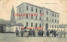 78 ☺♦♦ POISSY < N° 32 RARE VISUEL De La CASERNE D'INFANTERIE - Poissy