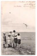 Les Mouettes - édit. St. & Co. 8226 + Verso - Oiseaux