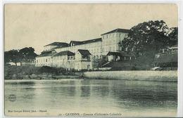 CAYENNE. - Caserne D'Infanterie Coloniale, Pas Courante - Cayenne