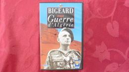 Militaria > Cassette Vidéo  VHS  :Bigeard : Ma Guerre D'Algérie Pour Collectionneurs - Non Classificati