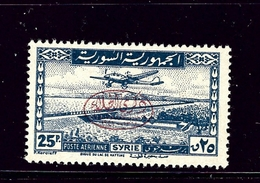 Syria C135 MNH 1942 Overprint .. - Siria