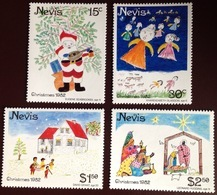 Nevis 1982 Christmas MNH - St.Kitts E Nevis ( 1983-...)
