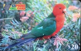 AUSTRALIE  -  Prepaid  -  EZIPHONE CALLCARD  -  $ 20 - Australië