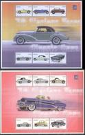 H636 GHANA TRANSPORTATION CLASSIC CARS 2KB MNH - Voitures