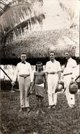 ! Alte Fotokarte , Photocard, Rabaul, Papua Neuguinea, 1921, NWPI, North West Pacific Islands, Leipzig - Papua Nueva Guinea
