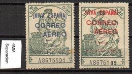 Serie  Patrioticos Nº 19A/20A Burgos - Emissioni Repubblicane