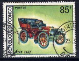 CONGO - 224° - FIAT - Oblitérés