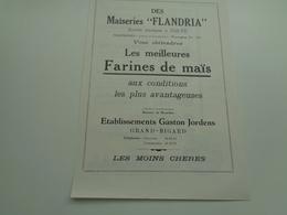 "Origineel Knipsel ( 1842 ) Tijdschrift "" Brasseur ""  Publicité  Matériel Pour Brasserie Brouwerij - Zulte Grand - Bigard - Advertising"