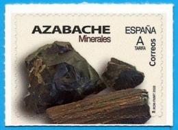 España. Spain. 2020. Minerales. Azabache - 1931-Hoy: 2ª República - ... Juan Carlos I