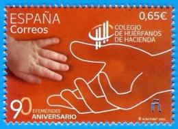 España. Spain. 2020. Efemérides. 90 Aniversario Colegio De Huérfanos De Hacienda - 1931-Hoy: 2ª República - ... Juan Carlos I