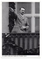 Reichsparteitag Nürnberg 1936 - Der Führer Grüßt Vom Balkon - Deutschland
