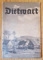 Der Dietwart, 2. Jahrgang Folge 1, 5.5.1936 - German