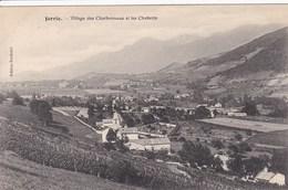 38 JARRIE Village Des Charbonneaux Et Les Chaberts - Other Municipalities