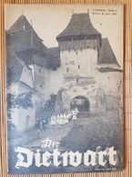 Der Dietwart, 2. Jahrgang Folge 4, 20.6.1936 - German