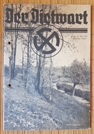 Der Dietwart, 1. Jahrgang Folge 2, 20.5.1935 - German