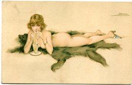 Suzanne MEUNIER - EN COSTUME D' EVE - - Meunier, S.