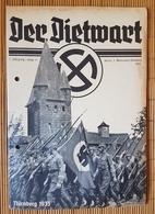 Der Dietwart, 1. Jahrgang Folge 11, 5.10,1935 - Magazines & Papers
